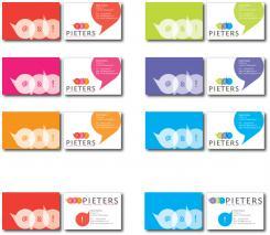 Logo & Huisstijl # 333 voor Fris en innovatief logo en huisstijl voor Pieters Marketing Advies wedstrijd