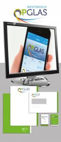 Logo & Huisstijl # 404270 voor Westerveld op Glas wedstrijd
