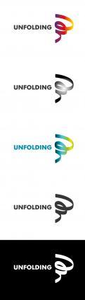 Logo & Huisstijl # 939493 voor 'Unfolding' zoekt logo dat kracht en beweging uitstraalt wedstrijd