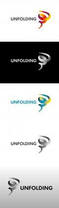 Logo & Huisstijl # 939702 voor 'Unfolding' zoekt logo dat kracht en beweging uitstraalt wedstrijd