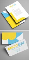 Logo & Huisstijl # 1093601 voor Logo en huisstijl voor mijn eenmanszaak Brightseas wedstrijd