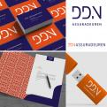 Logo & stationery # 1073768 for Design a fresh logo and corporate identity for DDN Assuradeuren, a new player in the Netherlands contest