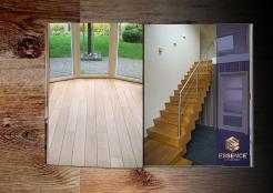 Ontwerpen van jae decoratieve houten design producten zoals