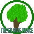 Logo & Huisstijl # 1052578 voor Treesgivepeace wedstrijd