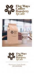 Logo & Huisstijl # 1012244 voor Five Ways Coffee Roastery and Cafe wedstrijd