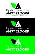 Logo & stationery # 1087951 for A sporty  distinctive logo for a physiotherapy practice in Amsterdam contest