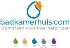 Logo & Huisstijl # 427660 voor Badkamerhuis.com Logo & Huisstijl voor Sanitairwinkel wedstrijd