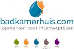 Logo & Huisstijl # 427635 voor Badkamerhuis.com Logo & Huisstijl voor Sanitairwinkel wedstrijd