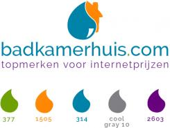 Logo & Huisstijl # 427544 voor Badkamerhuis.com Logo & Huisstijl voor Sanitairwinkel wedstrijd