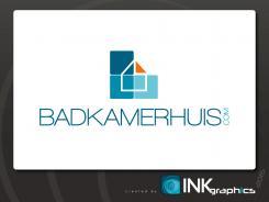 Logo & Huisstijl # 430830 voor Badkamerhuis.com Logo & Huisstijl voor Sanitairwinkel wedstrijd