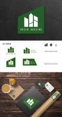 Logo & Huisstijl # 1062462 voor Green Housing   duurzaam en vergroenen van Vastgoed   industiele look wedstrijd
