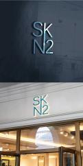 Logo & Huisstijl # 1099458 voor Ontwerp het beeldmerklogo en de huisstijl voor de cosmetische kliniek SKN2 wedstrijd