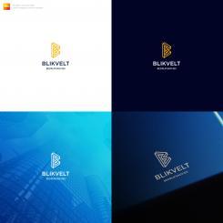 Logo & Huisstijl # 1079329 voor Ontwerp een logo en huisstijl voor Blikvelt Bedrijfsadvies gericht op MKB bedrijven groeibedrijven wedstrijd
