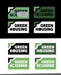 Logo & Huisstijl # 1061905 voor Green Housing   duurzaam en vergroenen van Vastgoed   industiele look wedstrijd