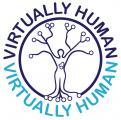 Logo & Huisstijl # 1240141 voor Huisstijl Virtually Human wedstrijd