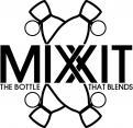 Logo & Huisstijl # 1174235 voor Mixxit   the bottle that blends wedstrijd