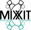 Logo & Huisstijl # 1174236 voor Mixxit   the bottle that blends wedstrijd