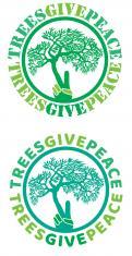 Logo & Huisstijl # 1031488 voor Treesgivepeace wedstrijd