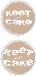 Logo & Huisstijl # 324249 voor Wordt jouw ontwerp de kers op mijn taart? Ontwerp een logo en huisstijl voor Keet met Cake! wedstrijd