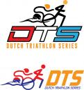Logo & Huisstijl # 1150370 voor Ontwerp een logo en huisstijl voor de DUTCH TRIATHLON SERIES  DTS  wedstrijd