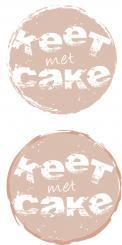 Logo & Huisstijl # 324255 voor Wordt jouw ontwerp de kers op mijn taart? Ontwerp een logo en huisstijl voor Keet met Cake! wedstrijd