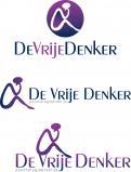 Logo & Huisstijl # 962684 voor logo en huisstijl voor psychologiepraktijk de Vrije Denker wedstrijd