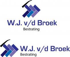 Logo & Huisstijl # 302099 voor Ontwerp een logo & huisstijl voor een stratenmakersbedrijf (sinds kort VOF) wedstrijd