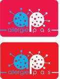 Logo & Huisstijl # 942235 voor Ontwerp een logo en huisstijl voor AllergiePas voor patienten wedstrijd