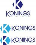 Logo & Huisstijl # 957988 voor Konings Finance   Control logo en huisstijl gevraagd voor startende eenmanszaak in interim opdrachten wedstrijd