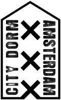 Logo & Huisstijl # 1040058 voor City Dorm Amsterdam  mooi hostel in hartje Amsterdam op zoek naar logo   huisstijl wedstrijd