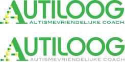 Logo & Huisstijl # 1094340 voor Ontwerp een uniek logo en huisstijl voor autismevriendelijke coach Autiloog wedstrijd