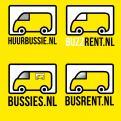 Logo & Huisstijl # 966141 voor Bedrijfsnaam logo voor bedrijfsbusjes verhuurbedrijf wedstrijd