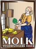 Logo & Huisstijl # 1045996 voor Beeldmerk en letterlogo   veganistische kaas wedstrijd