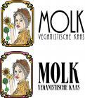 Logo & Huisstijl # 1050111 voor Beeldmerk en letterlogo   veganistische kaas wedstrijd