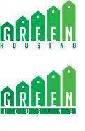 Logo & Huisstijl # 1062259 voor Green Housing   duurzaam en vergroenen van Vastgoed   industiele look wedstrijd