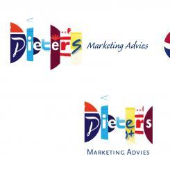 Logo & Huisstijl # 312 voor Fris en innovatief logo en huisstijl voor Pieters Marketing Advies wedstrijd