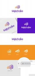 Logo & Huisstijl # 1105272 voor Wanted  Tof logo voor marketing agency  Milkshake marketing wedstrijd