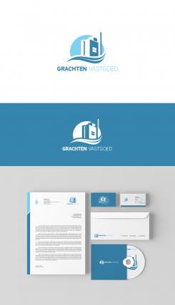 Logo & Huisstijl # 380602 voor Logo & Huisstijl voor Amsterdams Vastgoed ontwikkelingsbedrijf wedstrijd
