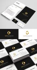 Logo & stationery # 1152058 for logo   corporate identity for a firm in interior design contest