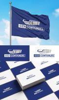 Logo & stationery # 1189879 for Logo for NEW company in transport of construction containers  truck and construction buckets  contest