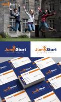 Logo & Huisstijl # 1175739 voor Logo   huisstijl voor sociaal initiatief  Jumpstart wedstrijd