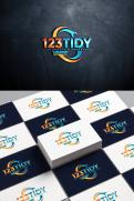 Logo & stationery # 1184774 for corporate identity and logo for a cleaning and maintenance company contest