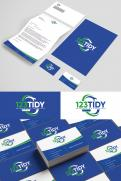 Logo & stationery # 1184580 for corporate identity and logo for a cleaning and maintenance company contest