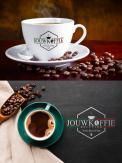Logo & stationery # 1039934 for Refresh coffee logo contest