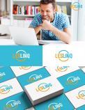 Logo & Huisstijl # 1082370 voor Ontwerp een logo en een webpage voor LesLinq  een nieuw te lanceren educatief platform wedstrijd