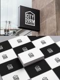 Logo & Huisstijl # 1039936 voor City Dorm Amsterdam  mooi hostel in hartje Amsterdam op zoek naar logo   huisstijl wedstrijd