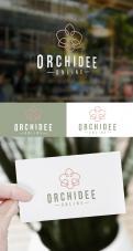 Logo & Huisstijl # 1136847 voor Logo   huisstijl voor orchideeen webshop wedstrijd