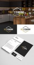 Logo & stationery # 1150193 for logo   corporate identity for a firm in interior design contest