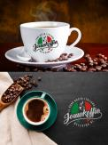 Logo & stationery # 1044063 for Refresh coffee logo contest