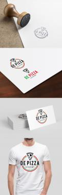 Logo & Huisstijl # 951677 voor Huisstijl  De Pizza Academy  wedstrijd